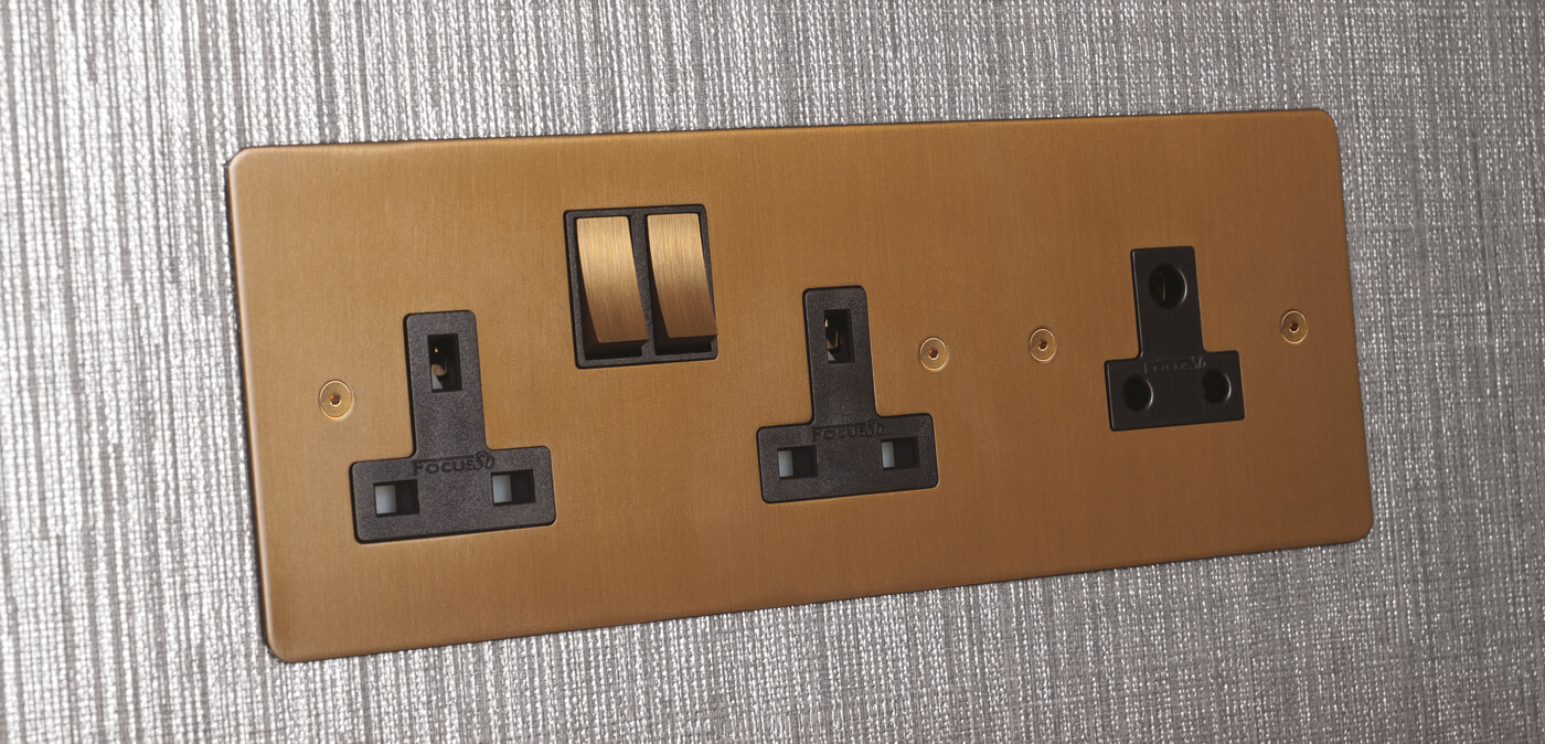 Combination Sockets