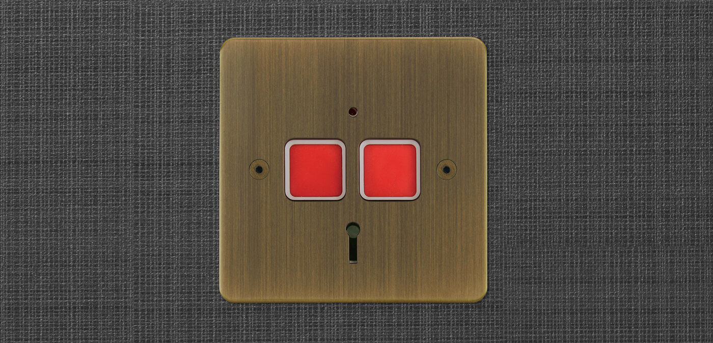 Panic Alarm Buttons / Hold Up Devices