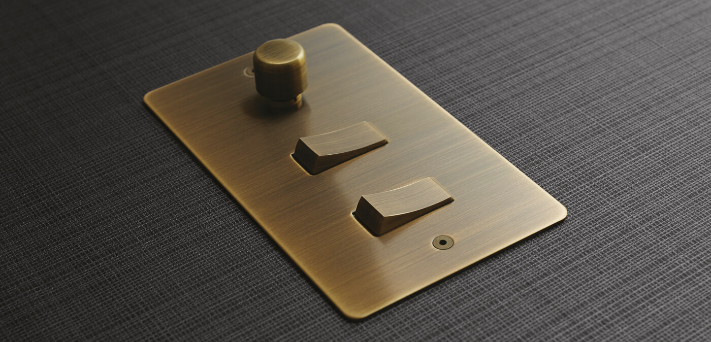 electrical accessories of distinction