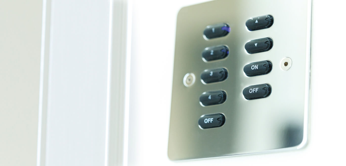 Lighting Control Plates