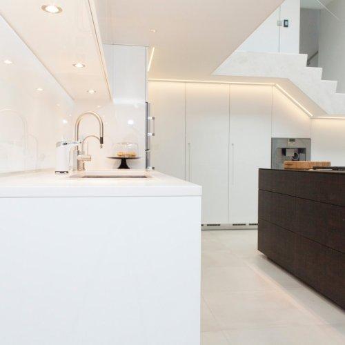 Lansdowne House Contemporary Interior