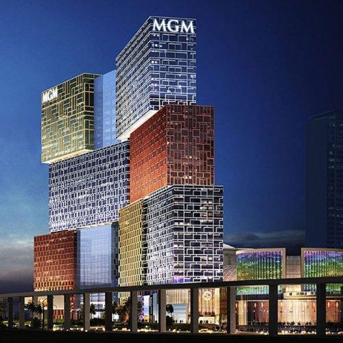 MGM Cotai, Macau, China