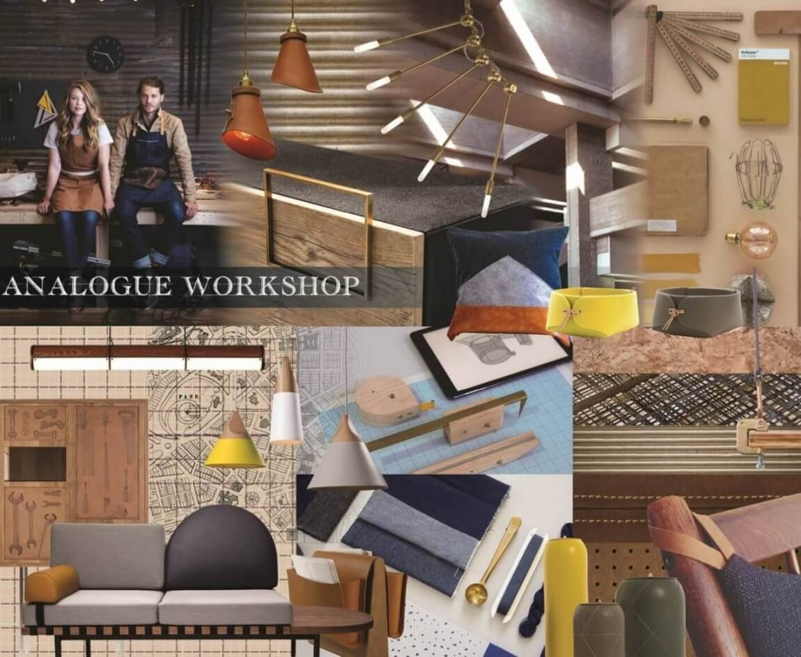 Analogue Workshop Interiors Trend