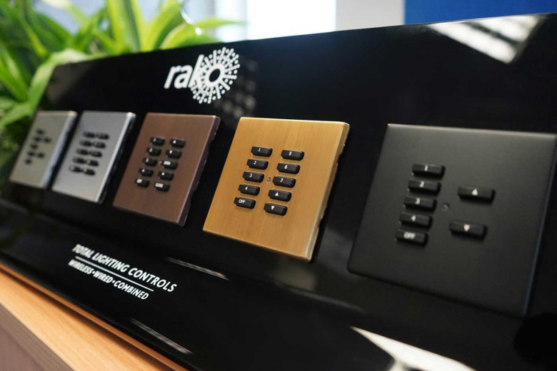 Rako chooses Morpheus as its new screwless cover plate