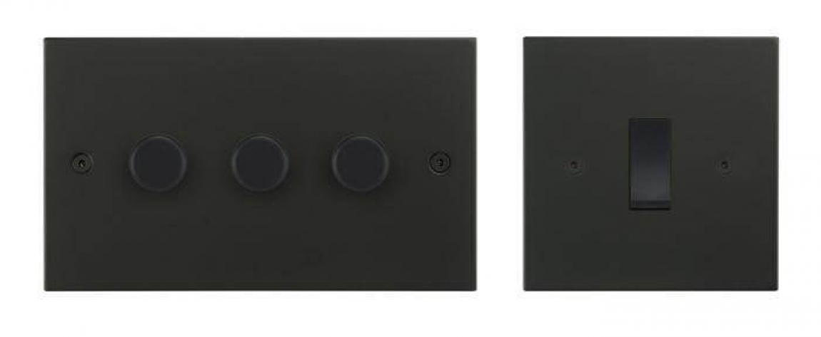 Horizon Square Corners finished in Matt Black is specified for One Blackfriars.
