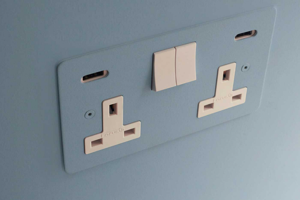 Electrical wiring accessories to impress at 100% Design 2016