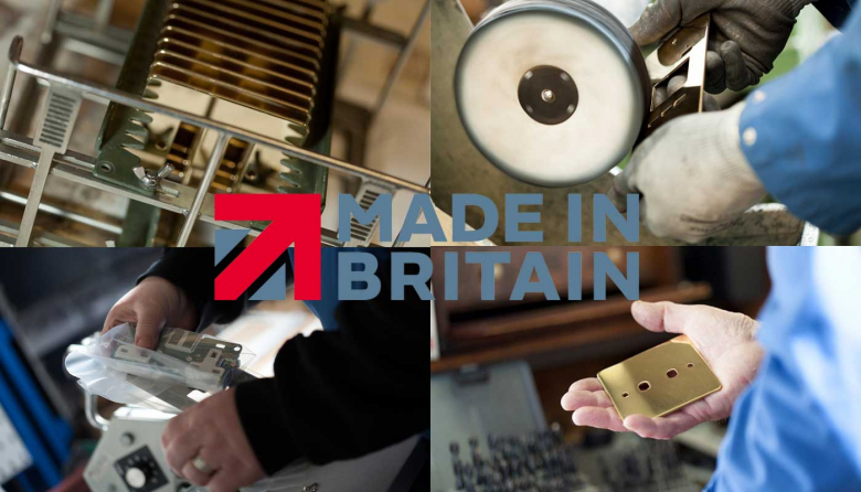 We sign up for Made in Britain campaign