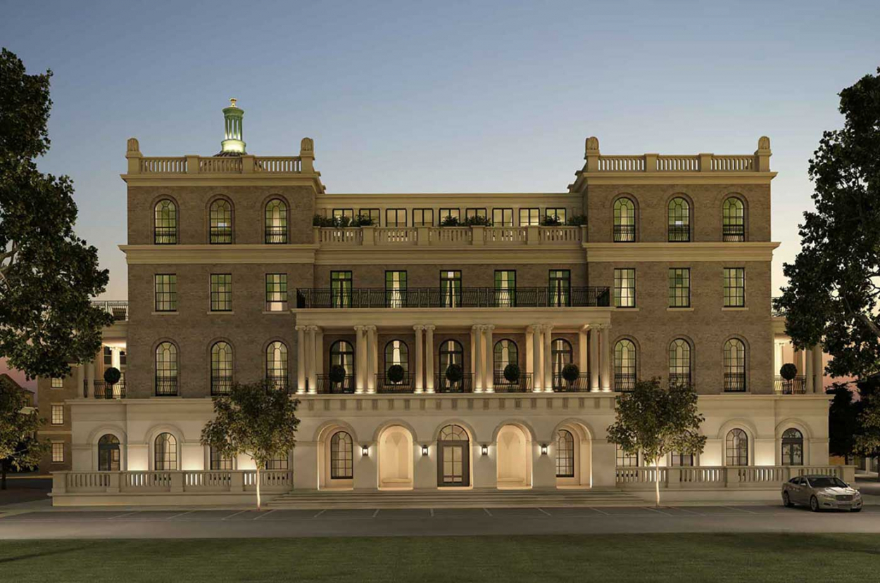 Focus SB chosen for the Royal Pavillion, Poundbury