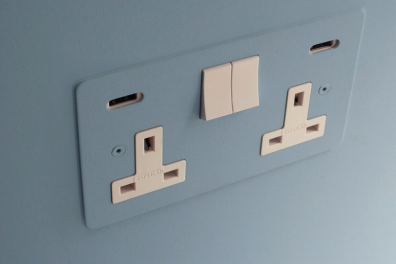 Looking for a socket with USB?
