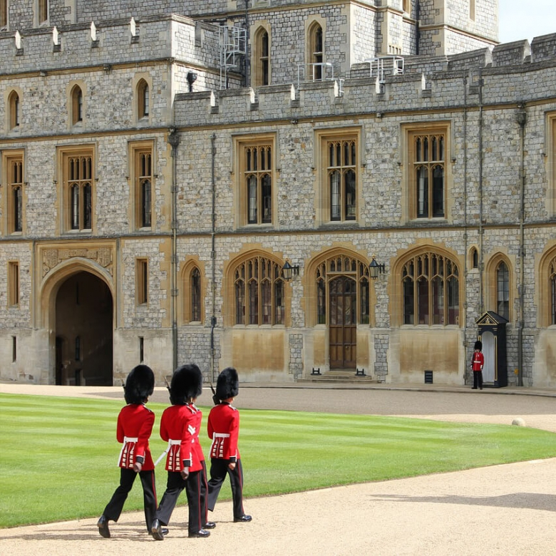 Windsor Castle, The Queen's…