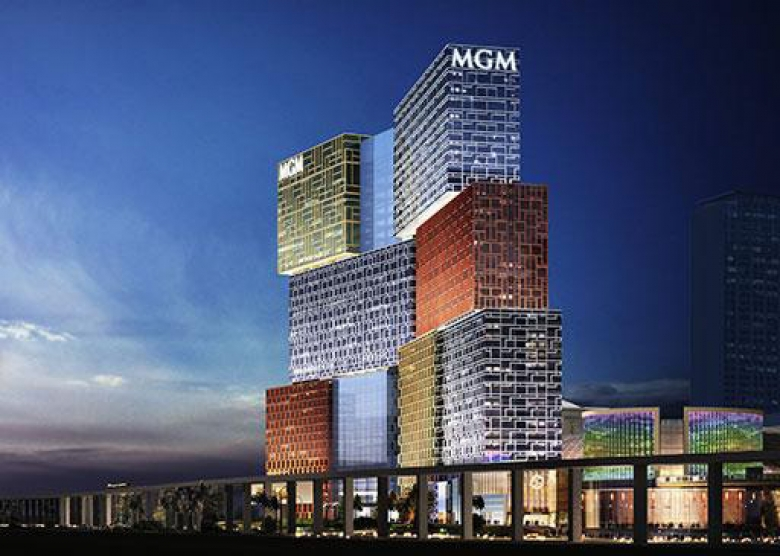 Focus SB is specified for award winning 'jewellery box' the MGM COTAI, Macau. (Image copyright: MGM China Holdings)